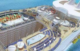 Лайнер Allure of the Seas открывает сезон круизов по Европе