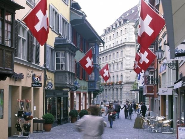 Швейцария ввела запрет на свободную миграцию