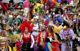 Зимний карнавал Mardi Gras традиционно пройдет в Новом Орлеане