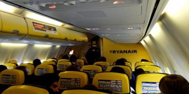 Авиакомпания Ryanair отказалась от свободной рассадки пассажиров