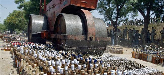В индийских гостиницах туристам стали выдавать разрешения на покупку алкоголя