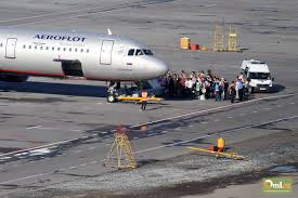 «Аэрофлот» получил 1 млн. рублей с авиахулигана