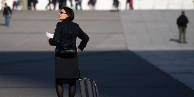 Российские мужчины отправляются в путешествия реже женщин