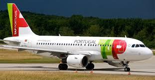Открытие регулярного рейса Cанкт-Петербург — Лиссабон португальским авиаперевозчиком