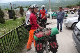 В Чечне опробован первый велосипедный маршрут