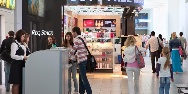Выручка в магазинах duty free значительно снизилась