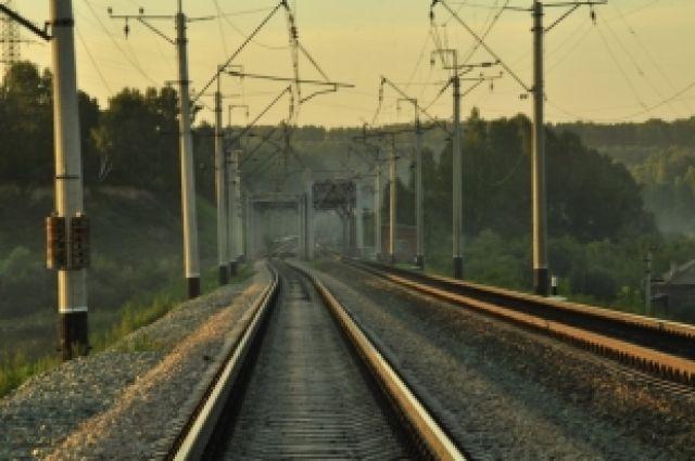 Украинские пассажирские поезда едут в объезд на юг России