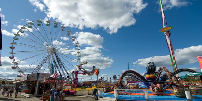 В Эстонии построен самый большой парк атракционов