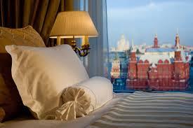 Московские отели вошли в десятку по чистоте