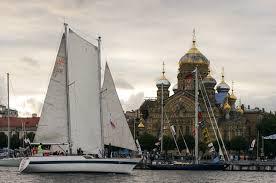 Международный морской фестиваль стартует в Северной столице