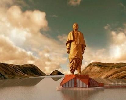 Индийская статуя Единства будет самой высокой в мире