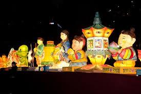 Корея славится тематическими фестивалями проводимыми в течении всего года