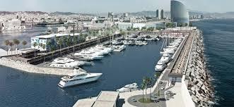 Будущий порт Барселоны Marina Vela сможет принять 358 судов
