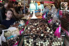 Международный Салон шоколада приглашает сладкоежек в Париж