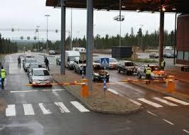 Предварительная запись значительно сократит очереди на финской границе