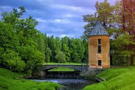 Чудо возрождения в Павловском парке