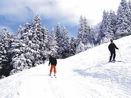 Горнолыжный курорт «Белокуриха» наиболее популярен у любителей зимнего отдыха