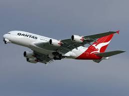Австралийская авиакомпания Qantas начинает раскручивать свой бренд