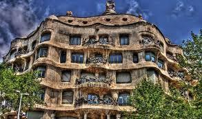 В Барселоне началась реставрация шедевра архитектуры Каса-Мила