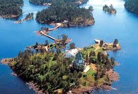 Острова Валлисаари и Кунинкаансаари планируется открыть для туристов
