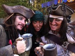 «Неделя Пиратов» на Каймановых островах