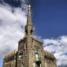 Испанская башня Бельесгуард великого архитектора Гауди впервые откроет двери для туристов