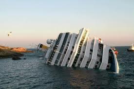 За 10 евро можно посетить место крушения круизного лайнера  Costa Concordia