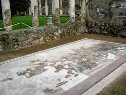 Инцидент в знаменитом музее древнеримского города Помпеи