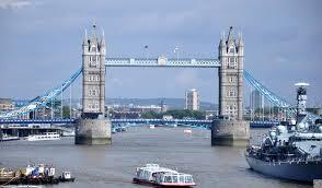 В Лондоне произошла страшная авария