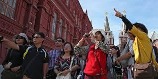 В Москве начнет работу туристическая полиция