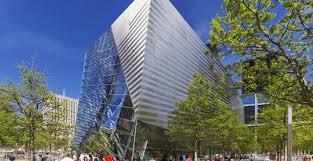 В Нью-Йорке построен музей September 11