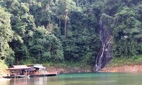 Водопад озера Тасик Кенир в Малайзии планируют сделать женской зоной