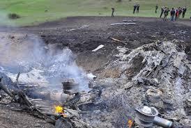 Крушение самолета в штате Аризона, есть жертвы