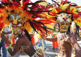 Колумбия приглашает на красочный карнавал «Черных и Белых»