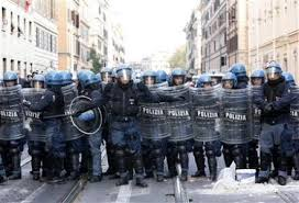 В Италии и Испании прошли массовые протесты