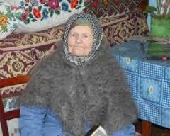 Украинской старожилке исполнилось 117 лет