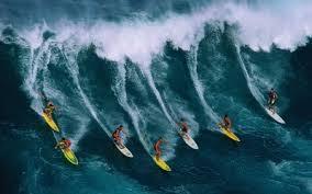 Португалия — идеальное место для занятий серфингом