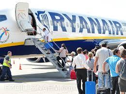 Анонс изменений от авиакомпании Ryanair