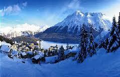 В Швейцарии создали новую инфраструктуру на горнолыжных курортах