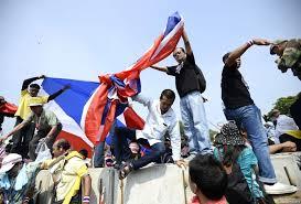 Бангкок «закрыт» из-за масштабной акции протеста оппозиции