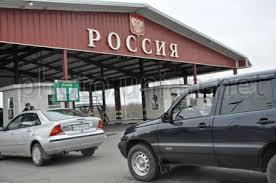 Въезд украинского транспорта в Россию возможен только по сертификатам