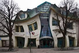 Необычные здания являются визитной туристической карточкой Испании