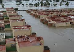 Тропические штормы заблокировали около 40 тысяч туристов  в Акапулько