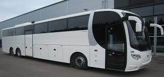 В Москве существует нехватка парковок для туристических автобусов