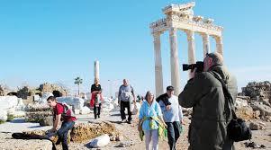 Туризм продолжает бить рекорды в Турции