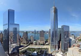 Смотровая площадка на вершине One World Trade Center в Нью-Йорке начнет работу весной 2015 года