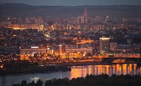 Красноярск борется за привлечение туристов в новогодние каникулы