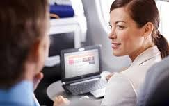 Бортовая система развлечений Lufthansa сделает полет более приятным