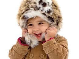 Выбираем шапку на зиму для малыша