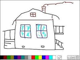 Современные развивающие игры для детей рисовалки онлайн